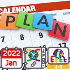 2022 Annual Calendar - General International